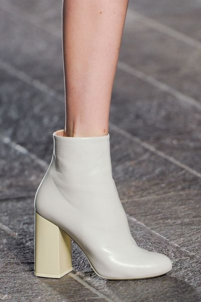 297eb6cfaf70 Tendances chaussures défilés automne-hiver 2015-2016 - L Express Styles -  Paul Smith