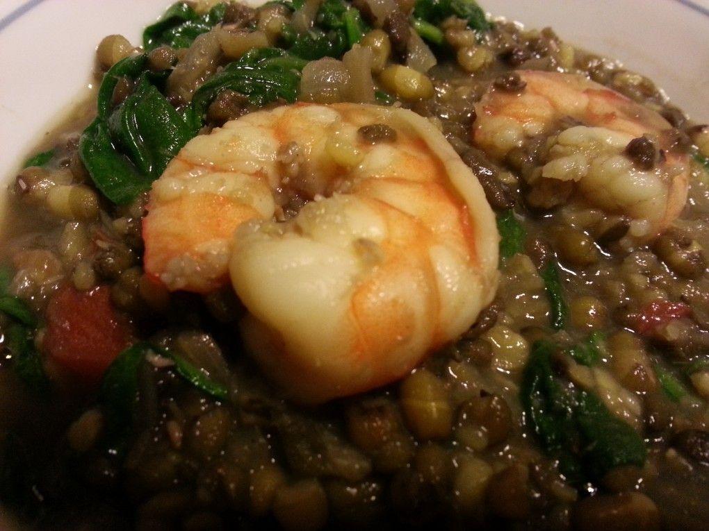 Mongo guisado with shrimp recipe cooking recipes