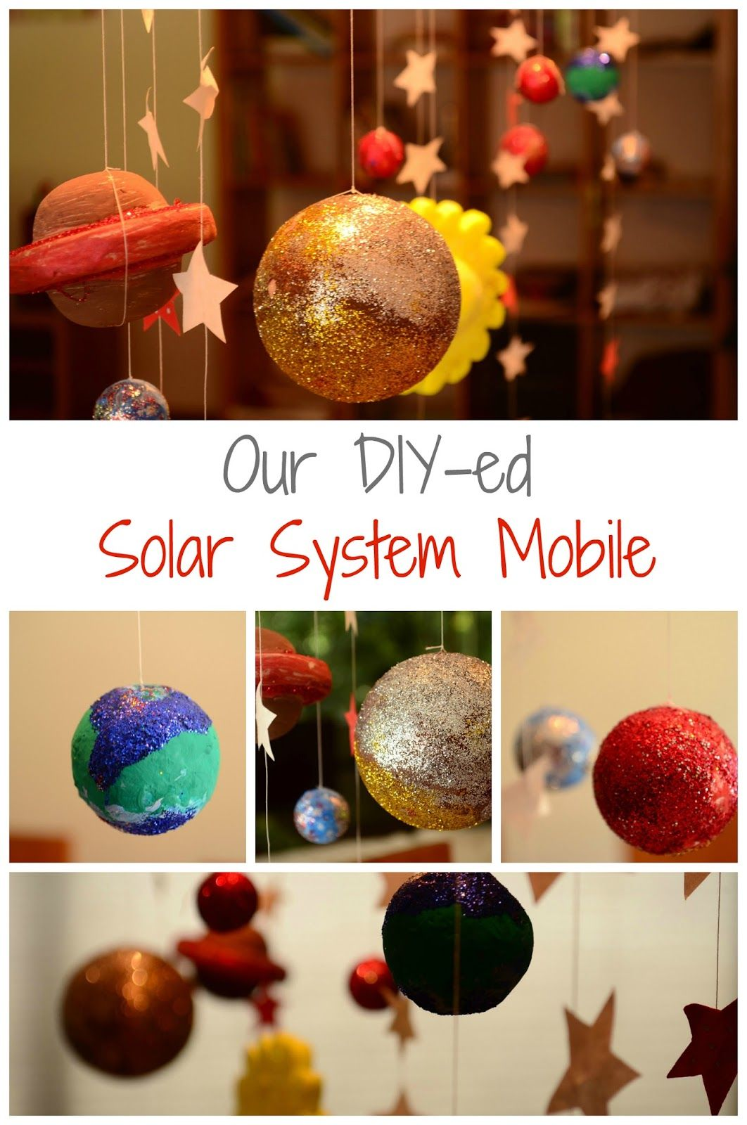 Our Diy Solar System Mobile
