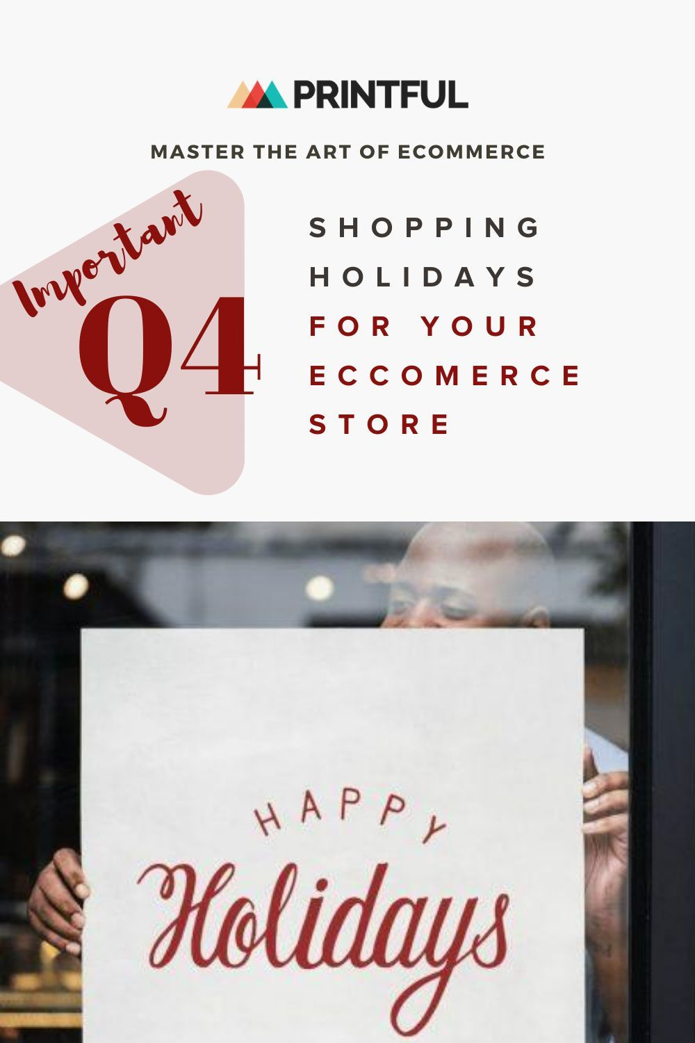 Important Q4 Shopping Holidays For Your Ecommerce Store In 2020 Holiday Shop Marketing Calendar Holiday