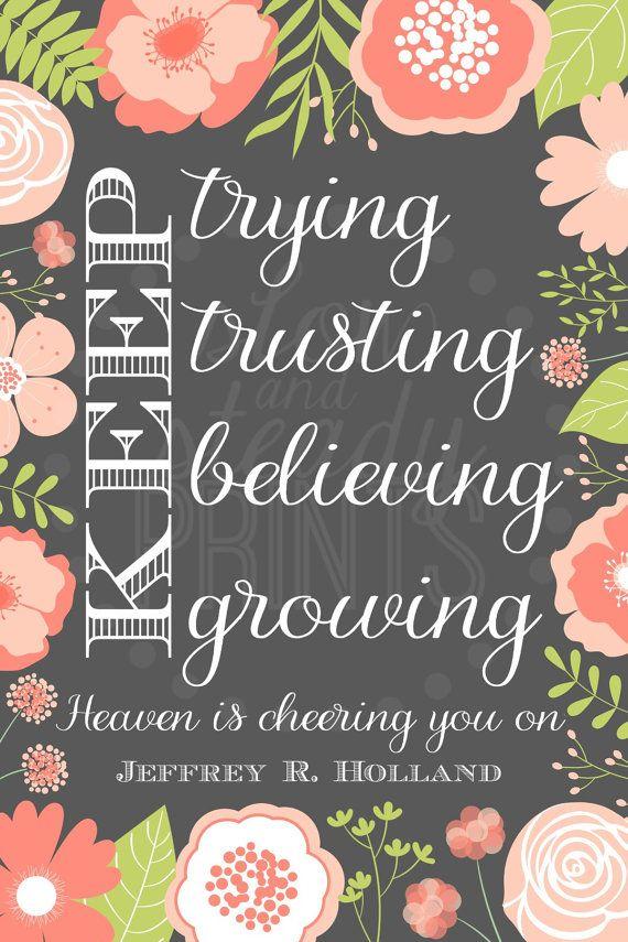Heaven Is Cheering You On Digital Download Jeffrey R Holland