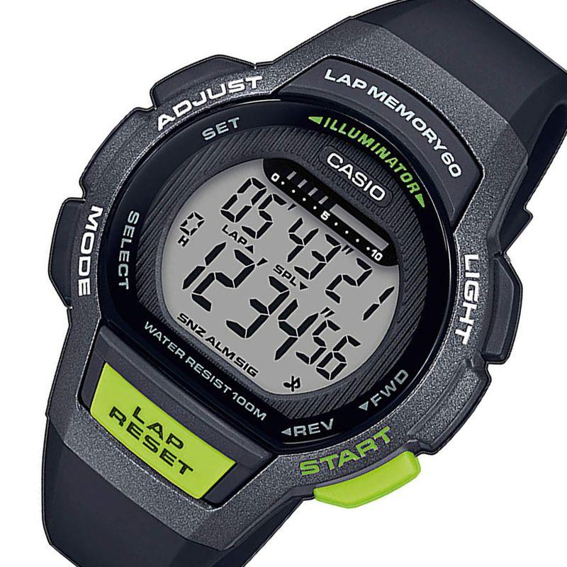 Casio Quartz WR100m Mens Sports Watch SGW400HD1B Casio