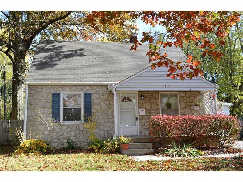 6855 Brouse Ave Indianapolis IN 46220 | MLS 21322252