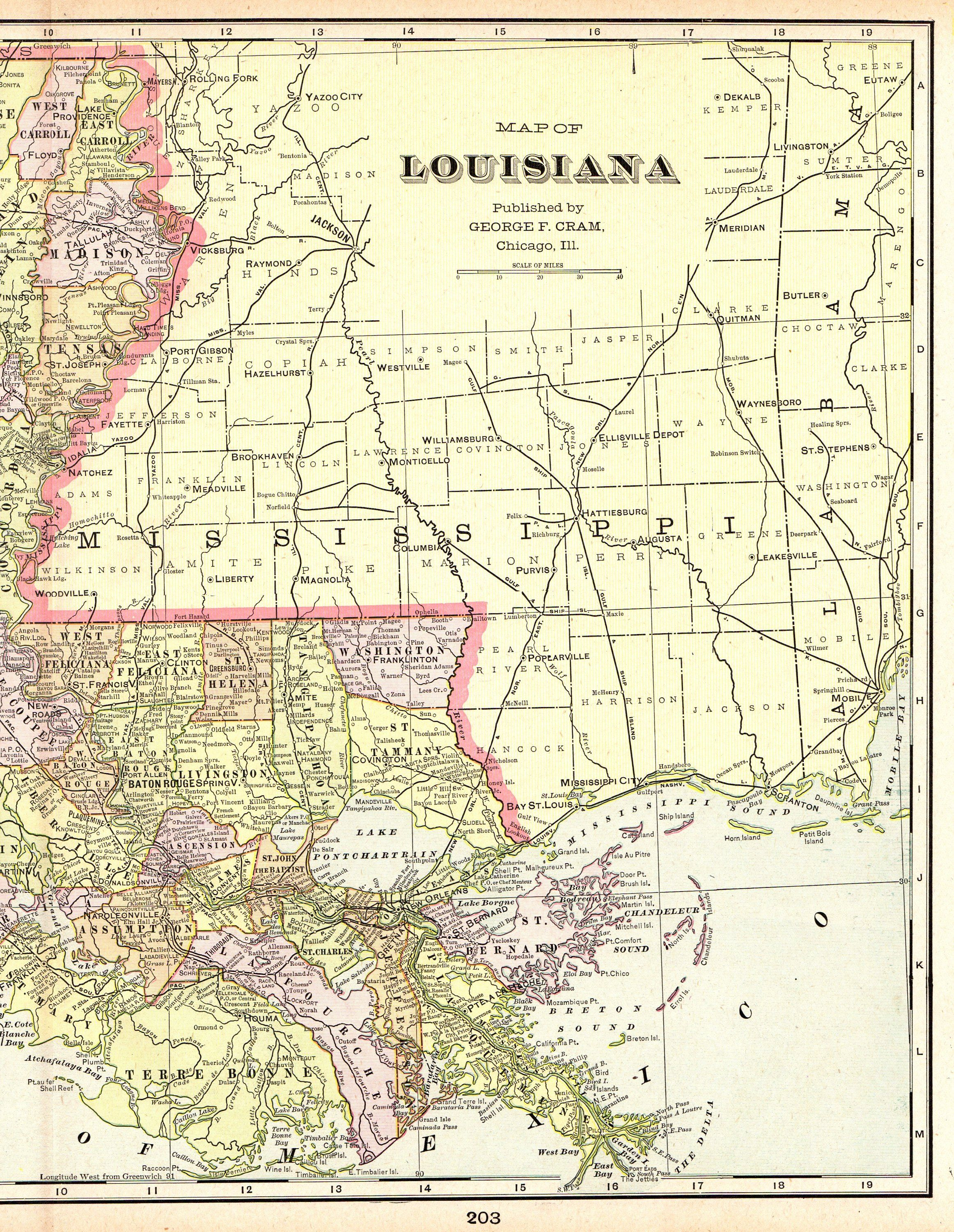1900 Antique LOUISIANA State Map Vintage Map of Louisiana ... on louisiana landmarks map, louisiana election map, louisiana caribbean map, louisiana oklahoma map, louisiana rat snake identification, louisiana judicial district map, louisiana kisatchie national forest map, louisiana religion map, louisiana state symbol map, louisiana hurricane katrina map, louisiana animal map, louisiana slavery map, south louisiana state map, louisiana federal courts map, louisiana basin map, louisiana indian reservations map, louisiana levee map, louisiana football map, louisiana circuit map, louisiana senate map,