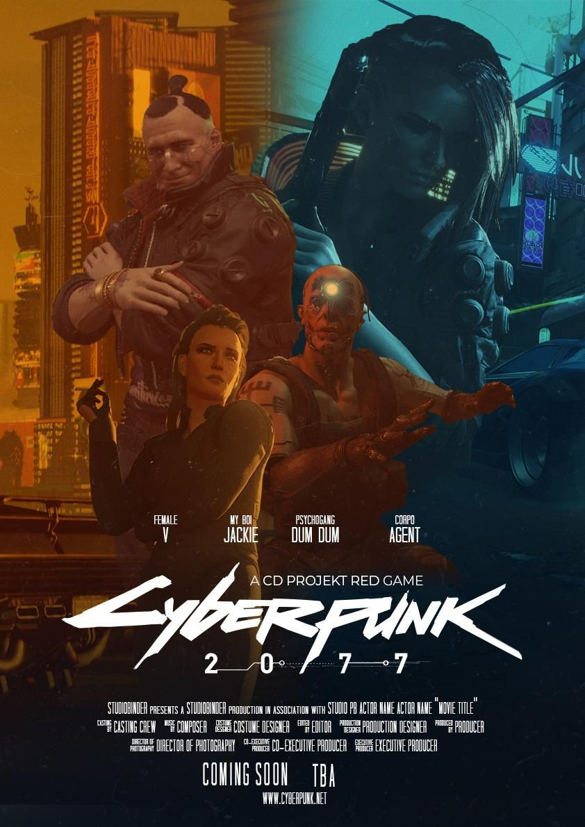 Пин на доске Cd Project Red Cyberpunk 2077