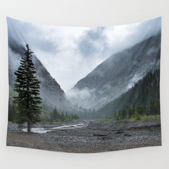 Buy Pine Valley, Colorado Dream Wall Tapestry by ...