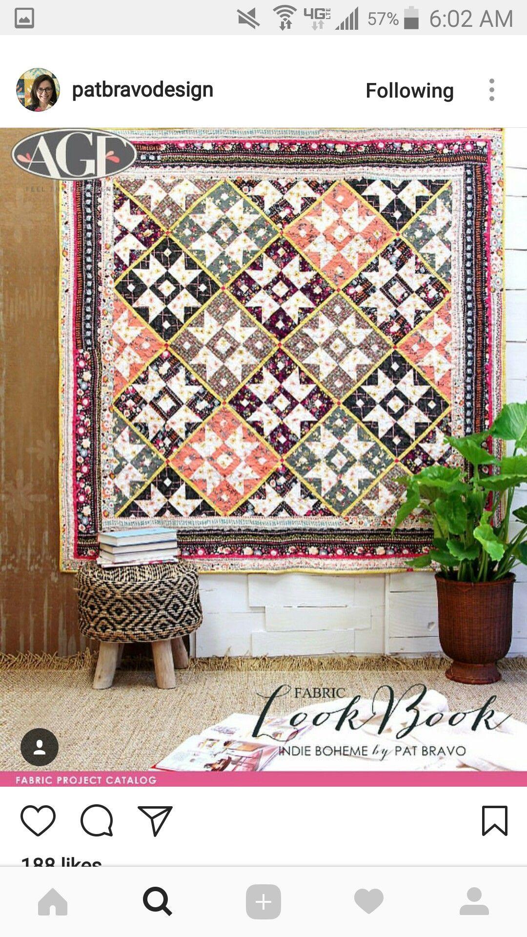 Free Quilt Pattern Art Fabrics Quilting