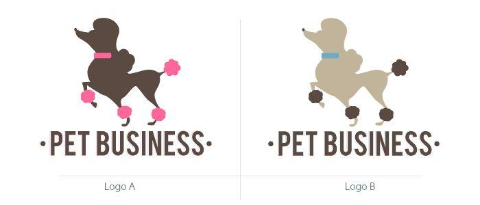 Dog Grooming Logo Design Logo Category Modern Logo Name