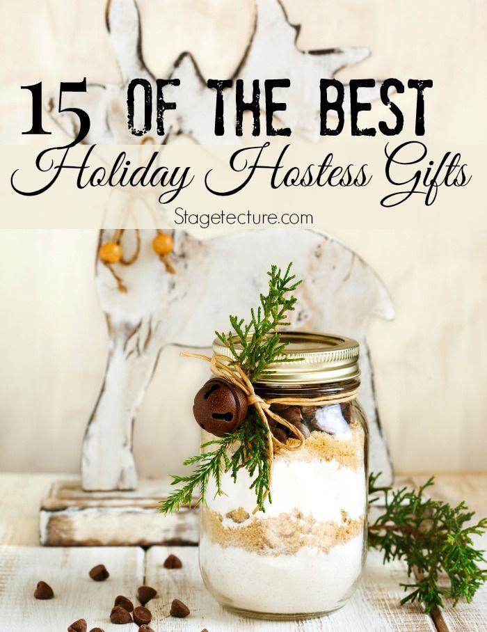 Gift ideas for christmas party hostess ideas