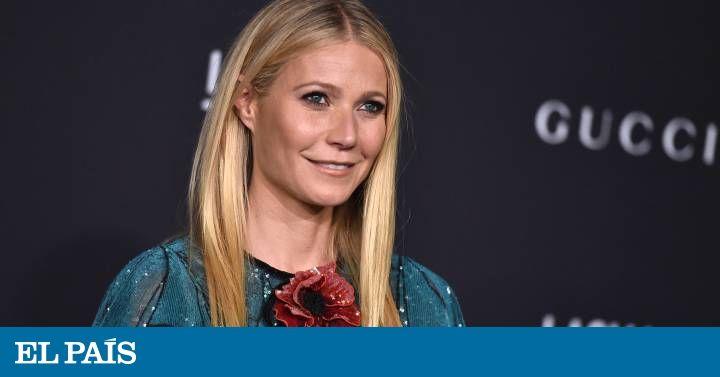 La actriz vende en su web unas pegatinas de bienestar que asegura están hechas con un material que se usa en los trajes de los astronautas