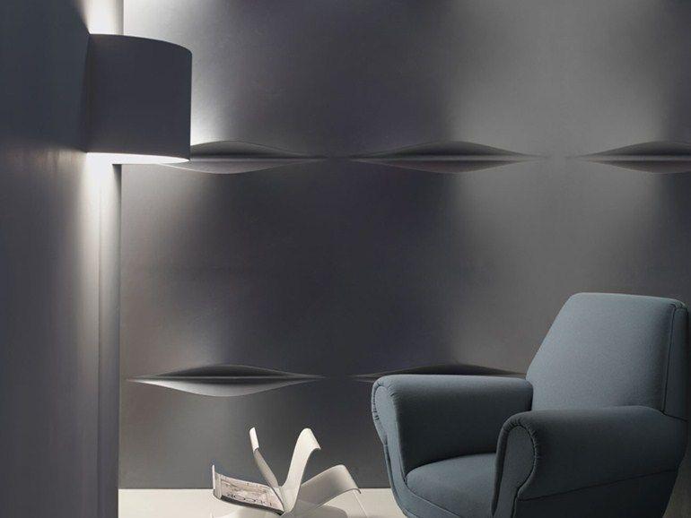 Panel de pared 3D TAGLI by 3D Surface diseño Jacopo Cecchi, Romano