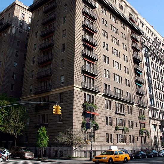 New York City Flats: Madonna Sells New York Apartment Bought With Sean Penn