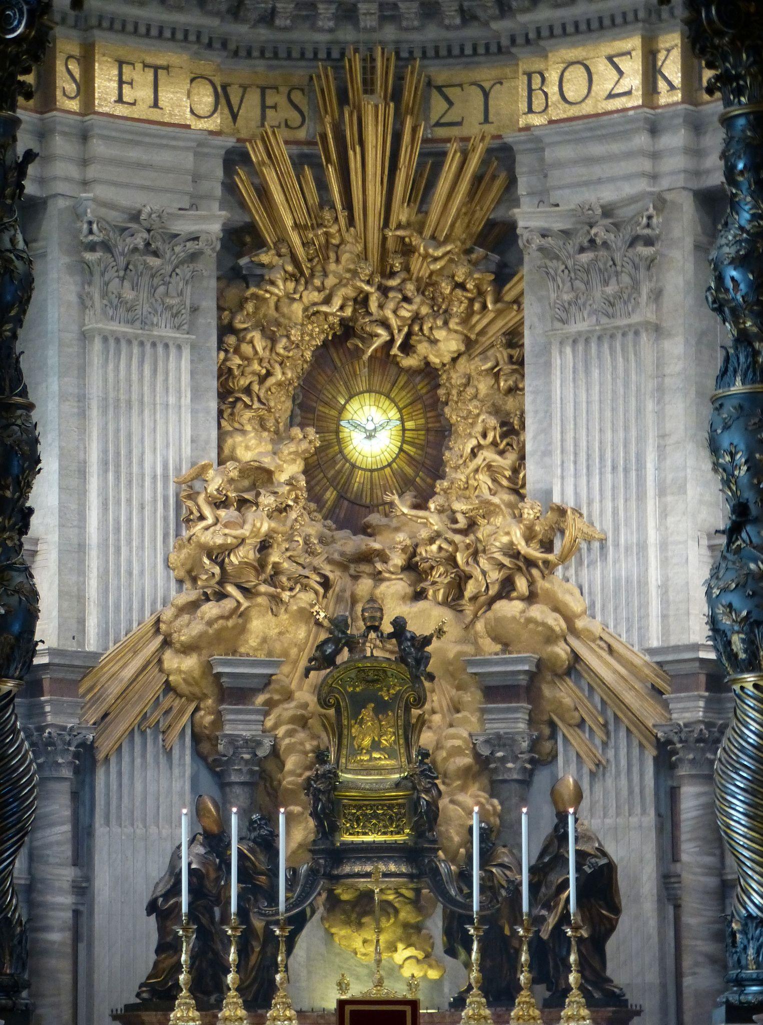 Vatican City Basilica of St Peter's Vatican city rome