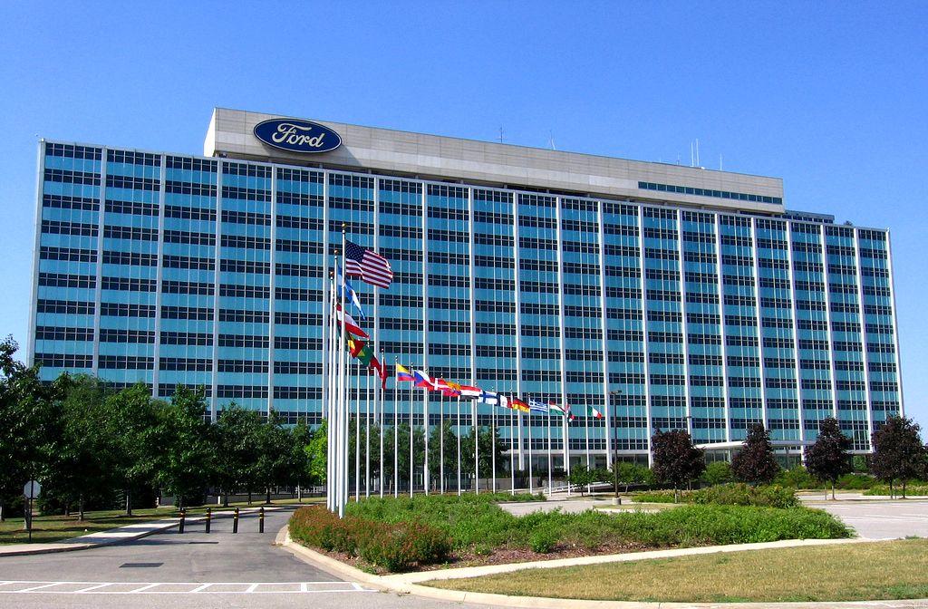 Ford Evropa Ponovno Z Dobickom Ford Motor Company Ford Motor Dearborn Michigan