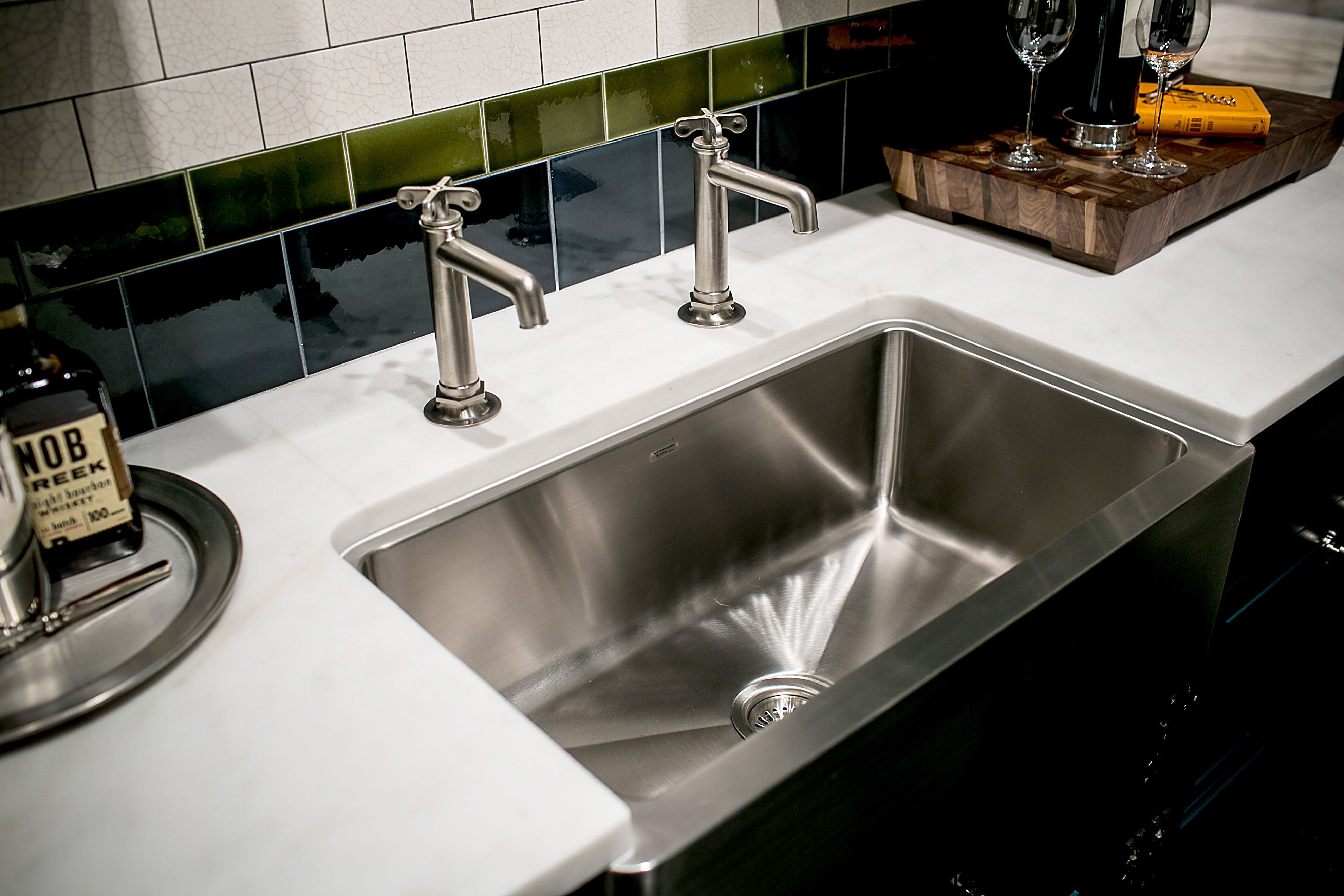 Henry Bar Faucet In Chicago Showroom Bar Faucets Chicago Showroom