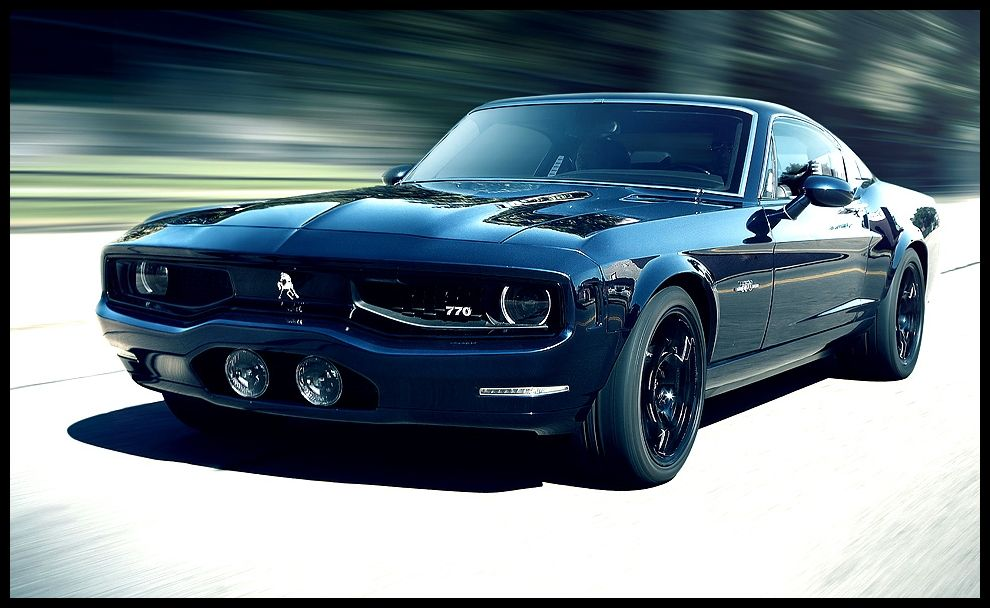 2015 Equus Bass 770 - Brand new car that looks like an old Mustang ...