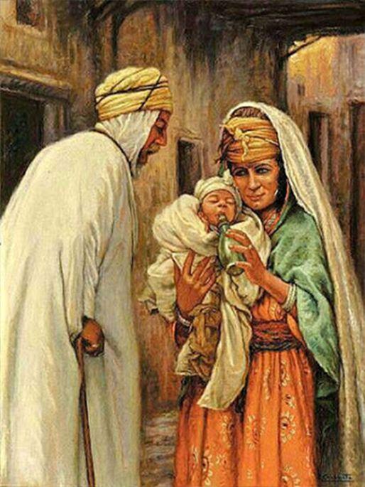 Épinglé sur Peinture Algerie
