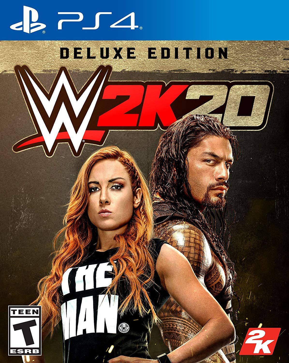 Wwe 2k20 Deluxe Edition Wwe Game Download Xbox One Games Wwe Game