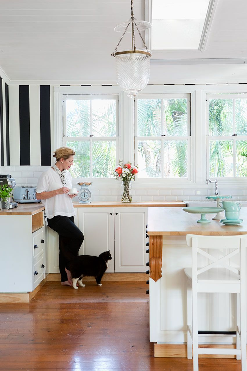 How This Classic Queenslander Was Lovingly Restored | Queenslander ...
