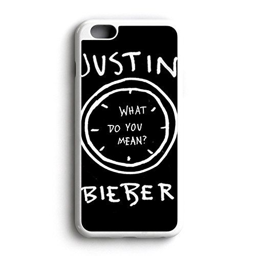 Justin What Do You Mean Beiber Am Fit For iPhone 6 Hardplastic Back Protector Framed White FR23 http://www.amazon.com/dp/B016ZQAI36/ref=cm_sw_r_pi_dp_m1yowb1PW2BJE