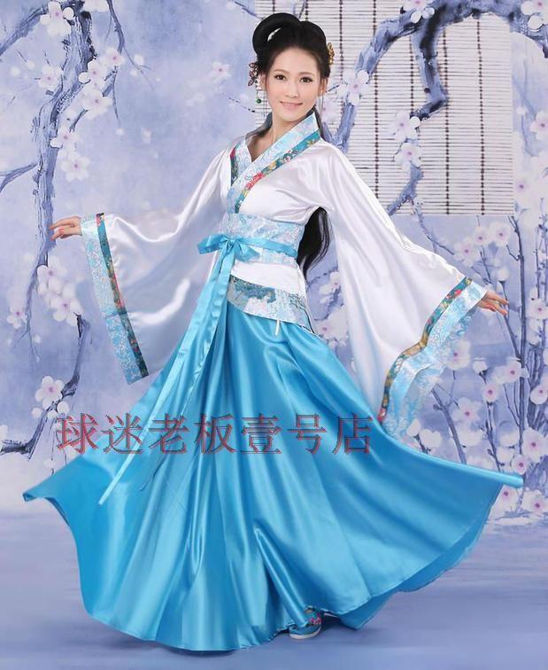 Encontrar Más Baile Folclórico Chino Información acerca de Chino antiguo traje mujeres mujeres de hanfu vestidos china hanfu ropa vestido cosplay de la mujer tradicional chino antiguo traje, alta calidad traje inflable, China traje de baño traje de Proveedores, barato fascinator vestuario de Zero-One en Aliexpress.com