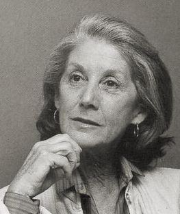 Nadine Gordimer, writer, political activist and recipient of the 1991 Nobel Prize in Literature.