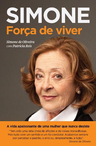 Simone, uma biografia, por Patrícia Reis