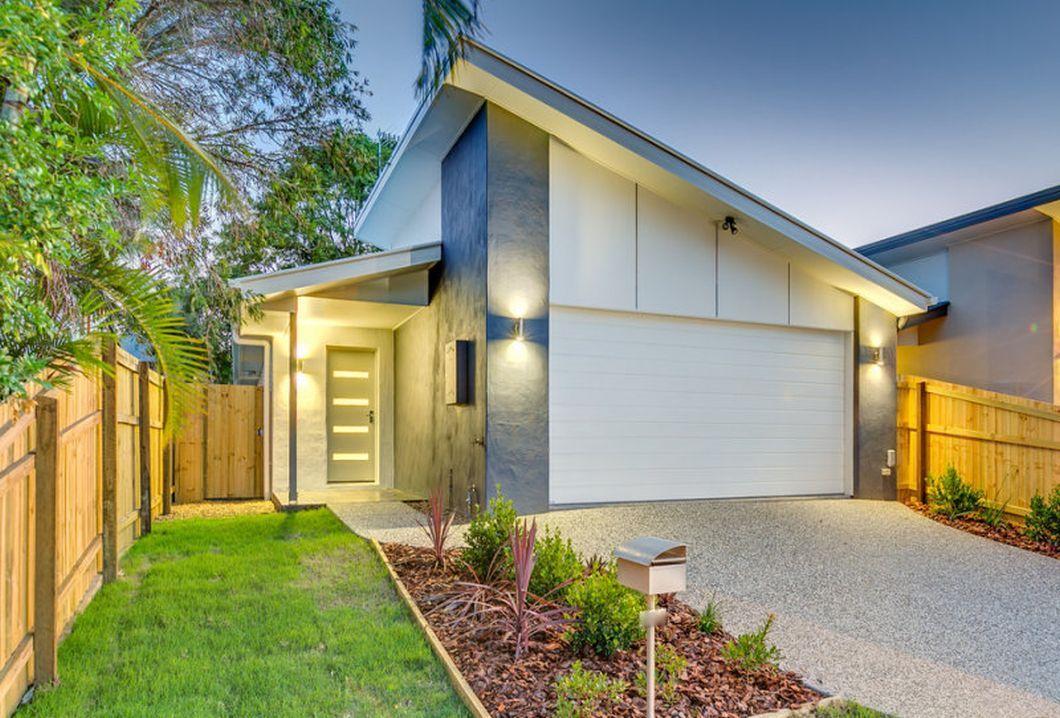 Small High Set Home Brisbane Narrow Lot House Plans Narrow Lot House Garage House Plans