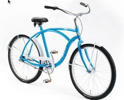 Johny Loco, KLM bike