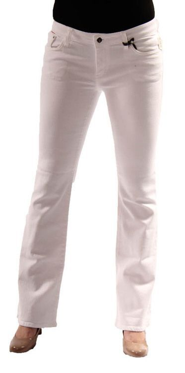 Diva Classic in Tencel White by !iT Jeans