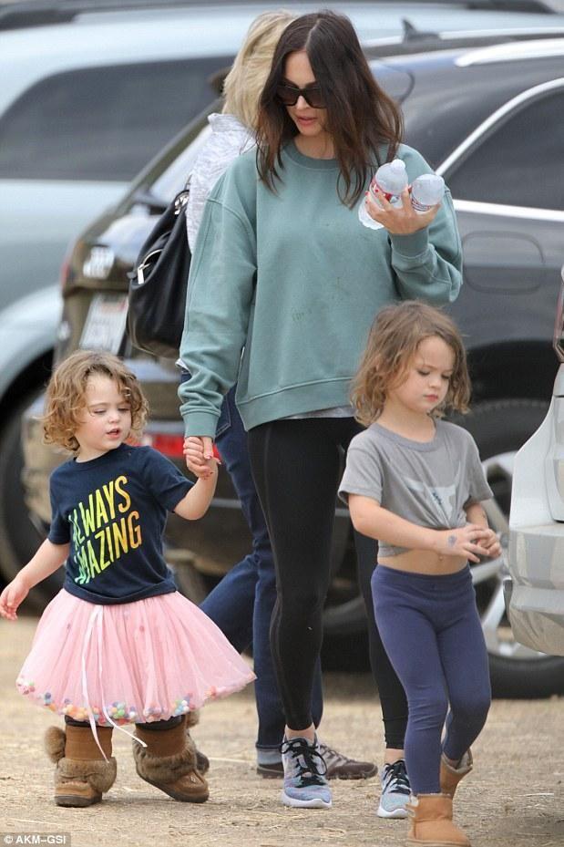 Megan Fox   Family goa...