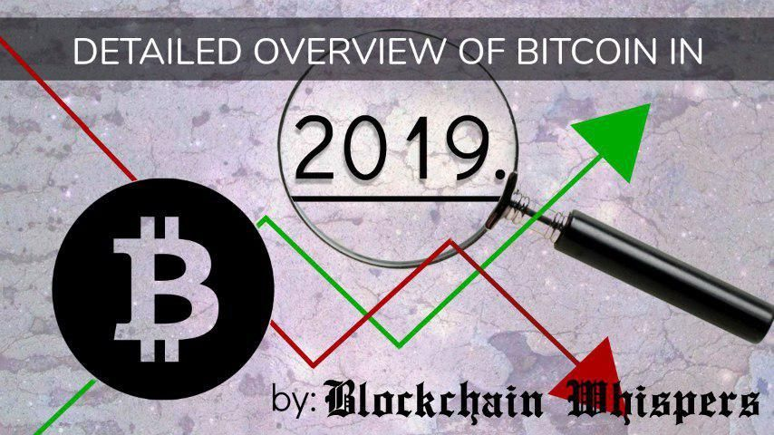 Bitcoin btc in 2019 the full and thorough fundamental