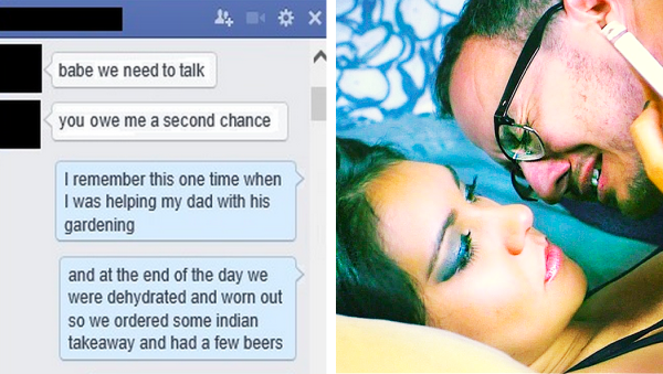 Cheating Girlfriend Gets Amazing Response from Ex-Boyfriend
