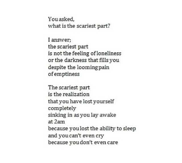 sleep and poetry
