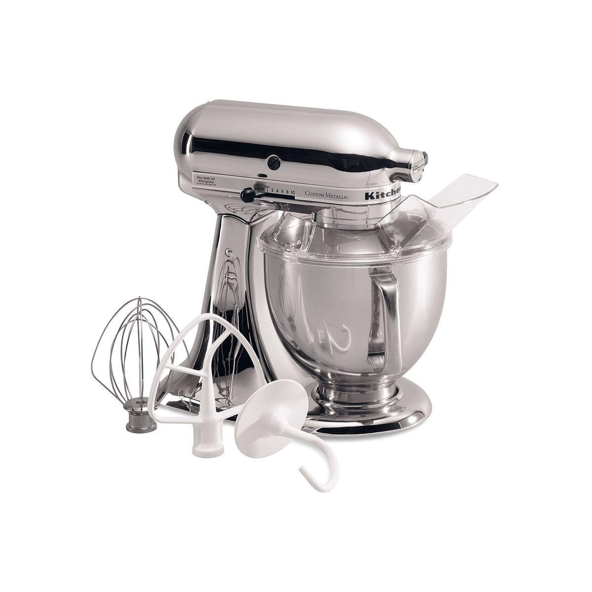 KitchenAid KSM152PS Custom Metallic 5-qt. Stand Mixer, Multicolor ...