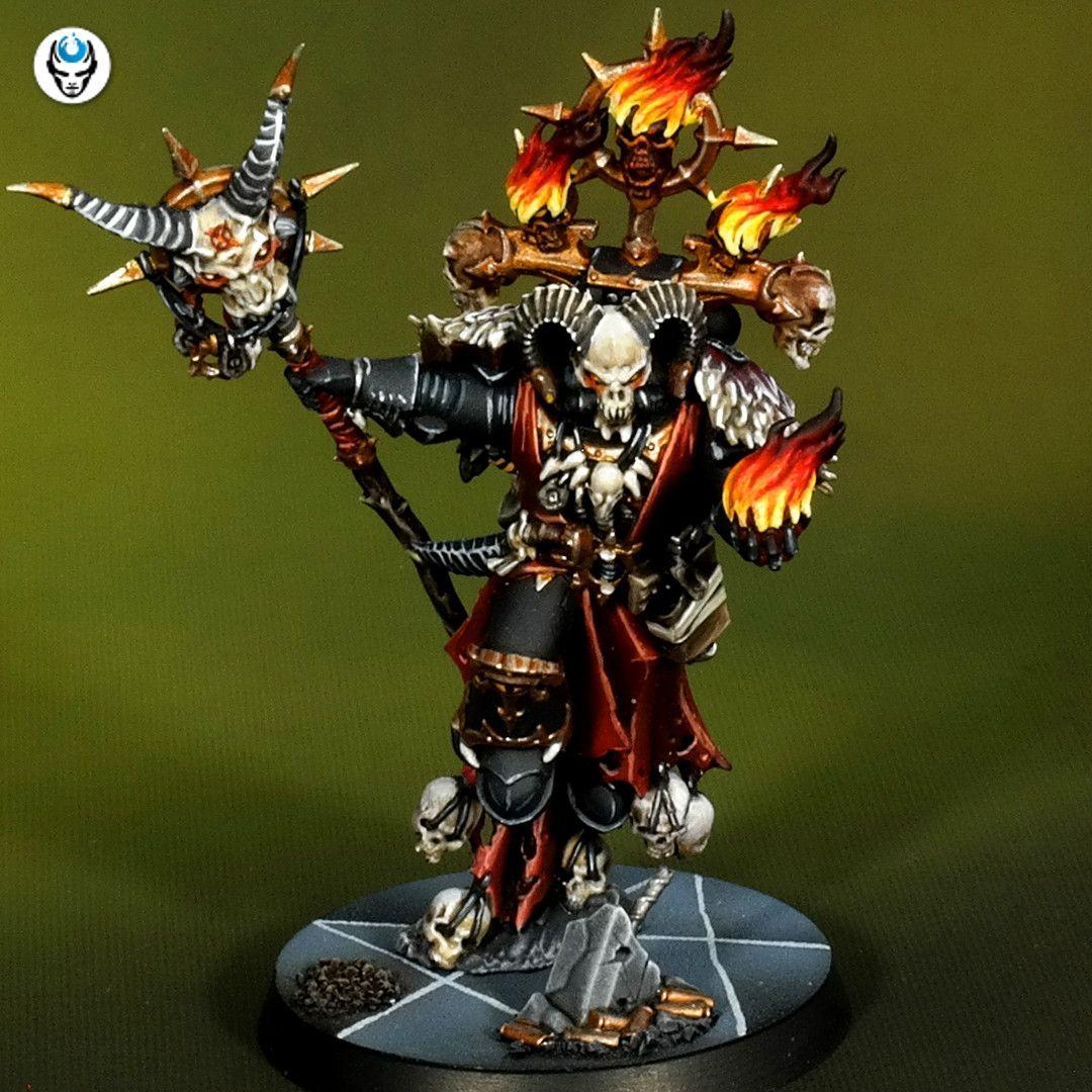 Greater Possessed Single Figure Daemonkin Chaos Space Marine Warhammer 40k