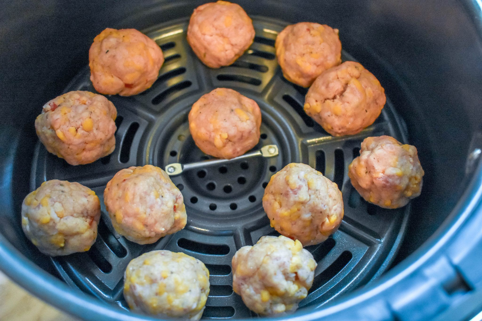 Ninja Air Fryer Sausage Balls Home Pressure Cooking
