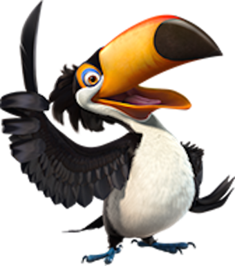 Rafael | Cartoon animals, Disney images, Disney infinity characters
