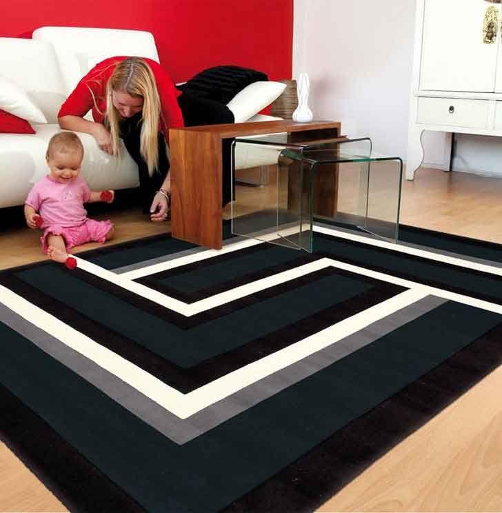 magnifique tapis moderne pas cher   Décoration française ...