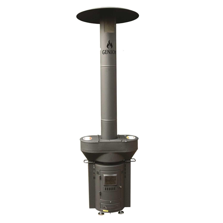 Q stoves qflame 72000 btu 314 sq ft wood pellet stove