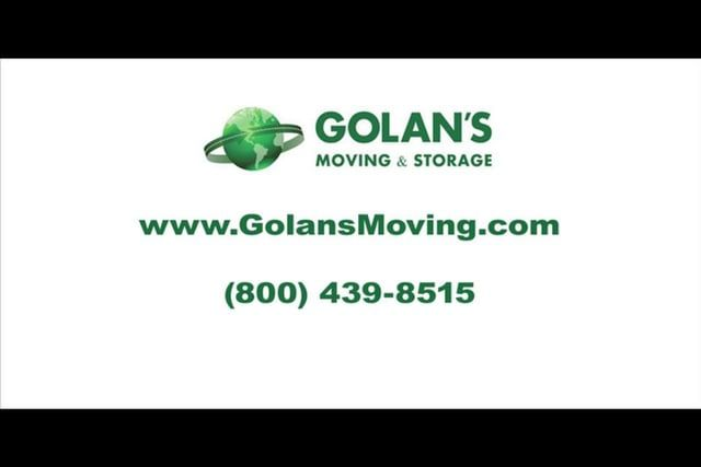 In This Video The Movers At Golan S Moving And Storage Give You Some Tips On