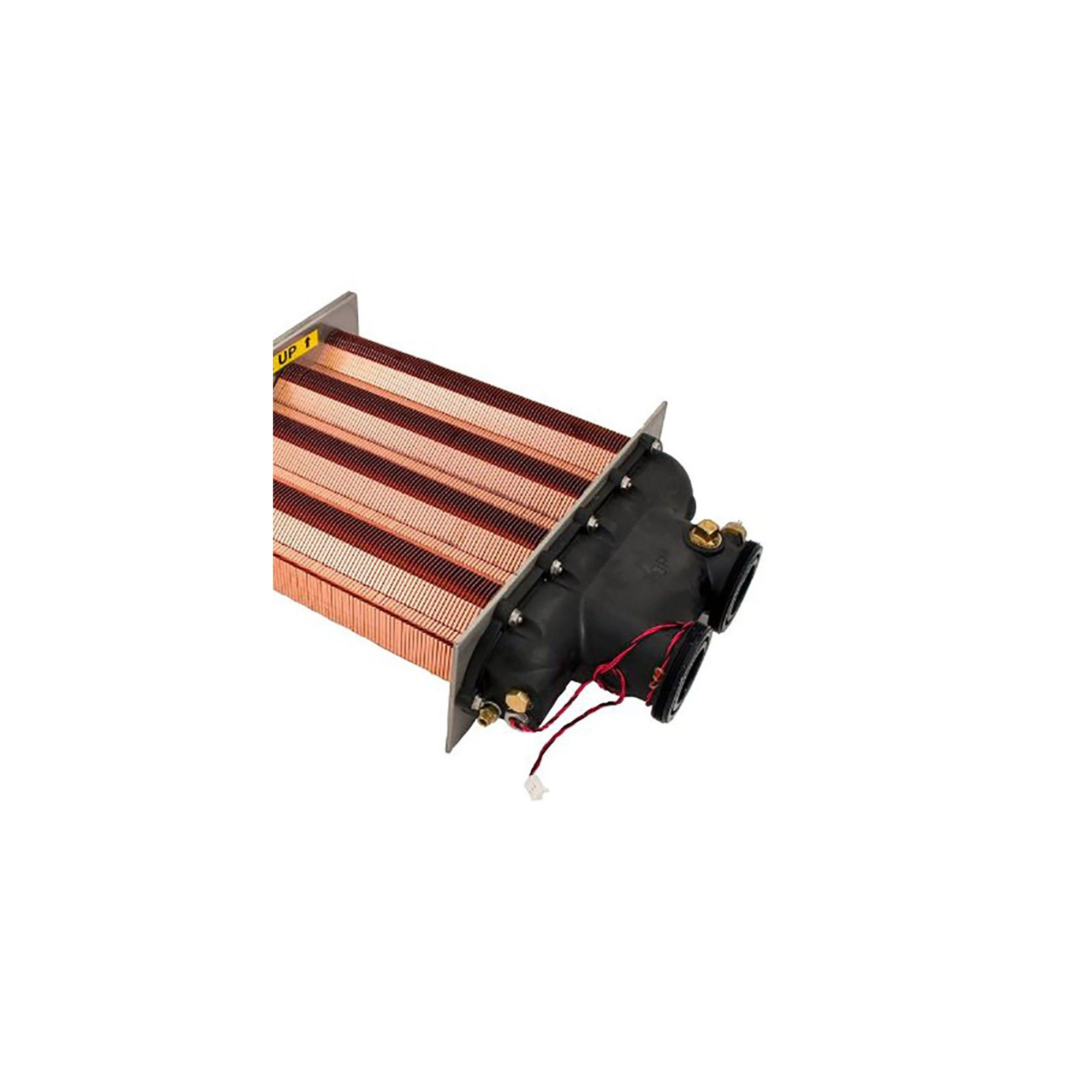 Hayward H250 Replacement Ed2 Pool Heater Heat Exchanger Assembly