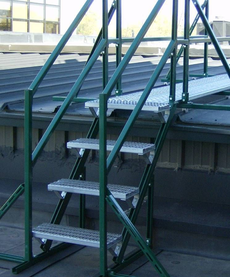 Non Slip Safety Grating Stair Treads For Industrial Access Solutions Stair Treads Metal Panels Perforated Metal Panel