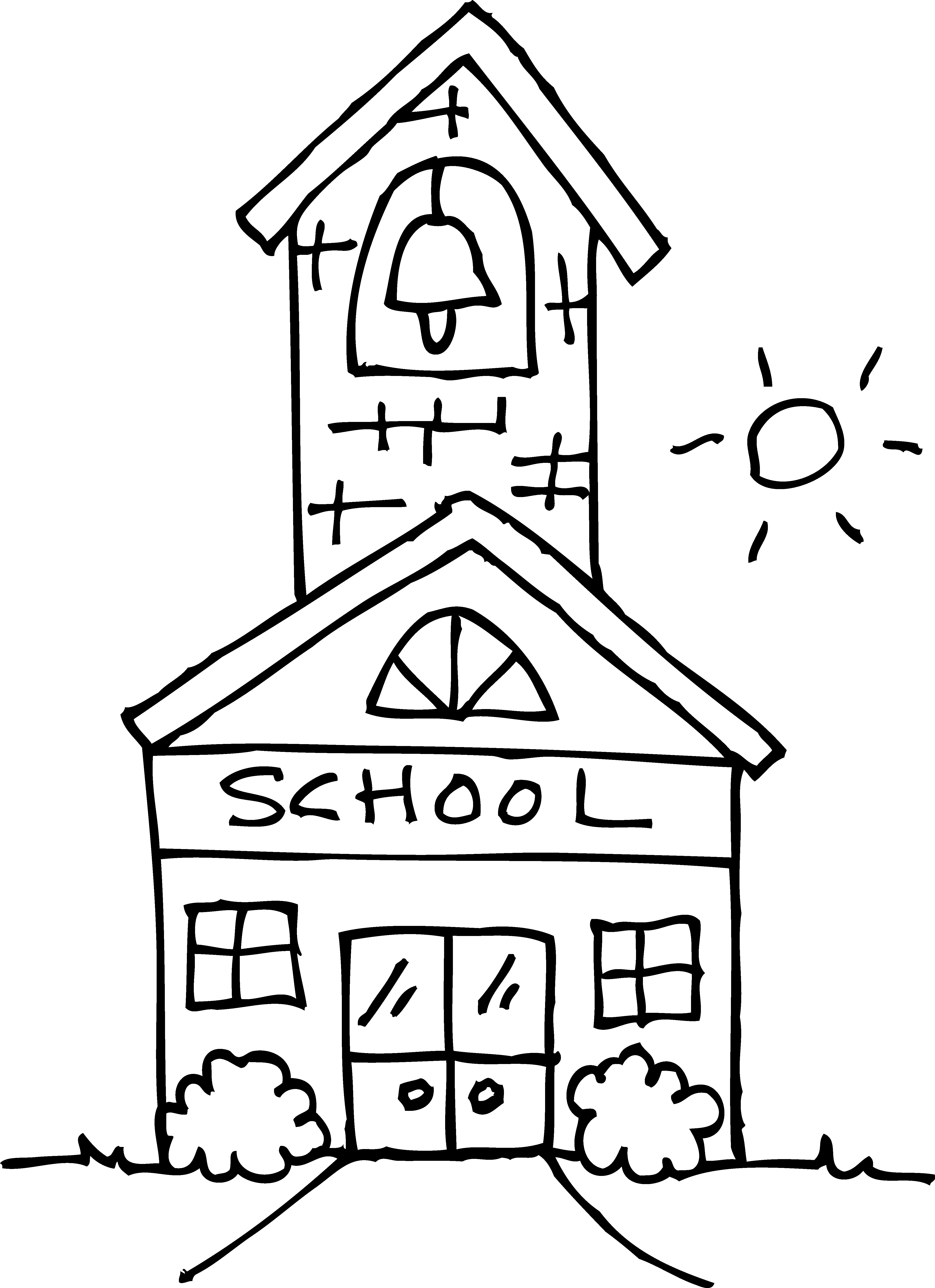 17++ Education clipart black and white info