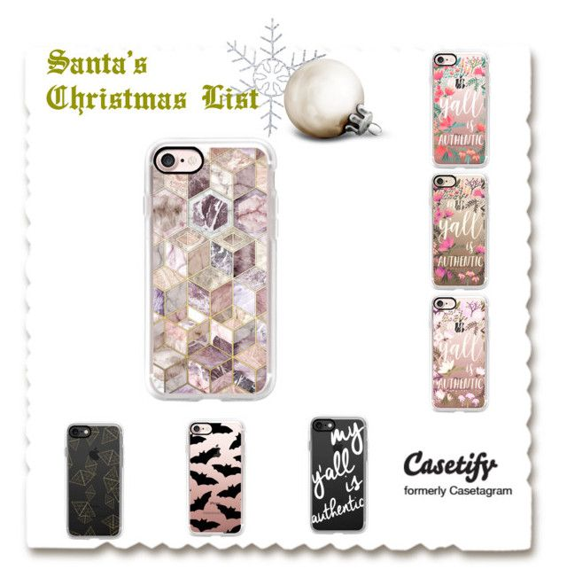 """""""Casetify 1"""" by ifistay-1 ❤ liked on Polyvore featuring Casetify"""