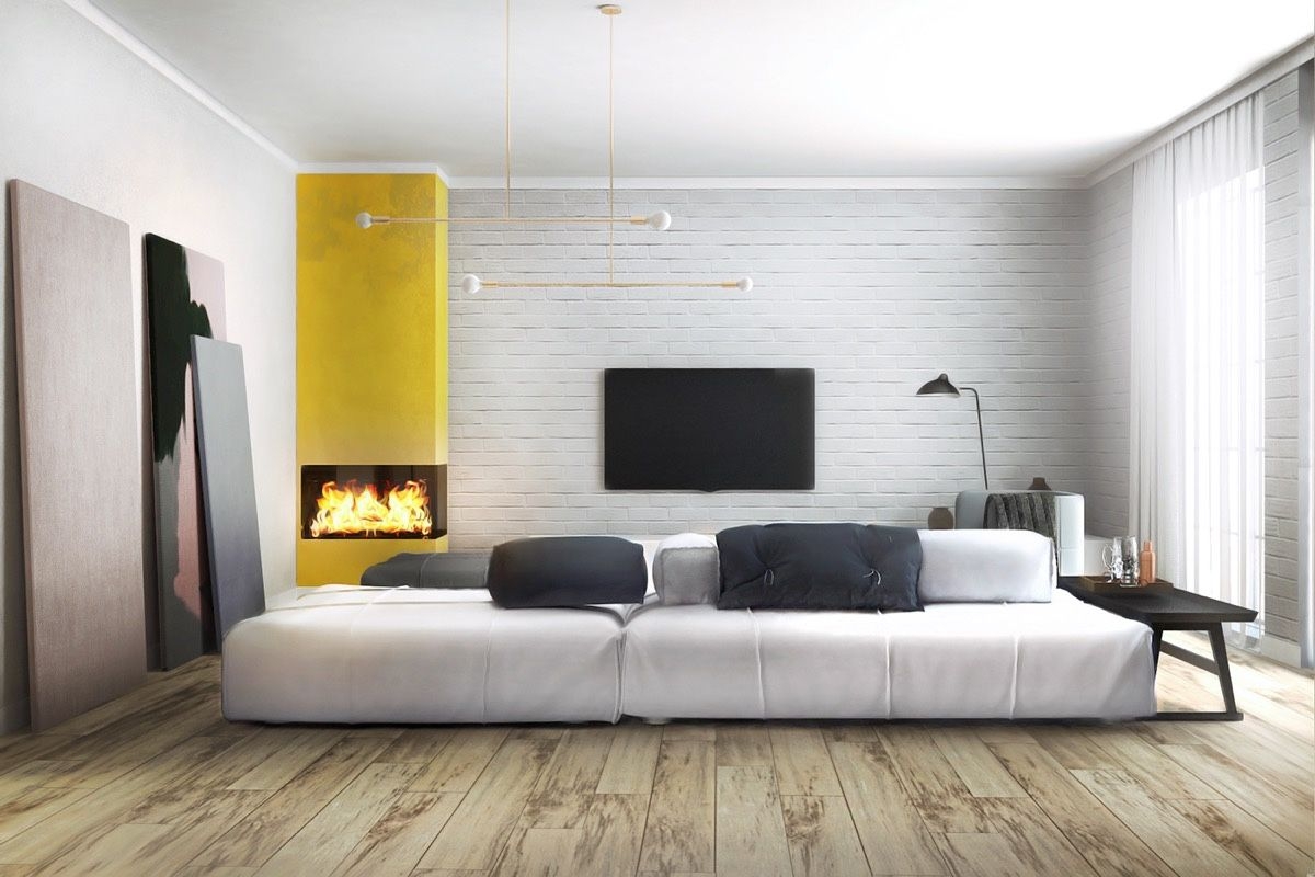 Innenarchitektur wohnzimmer grundrisse  arten von awesome wohnzimmer designs mit einer signature lighting