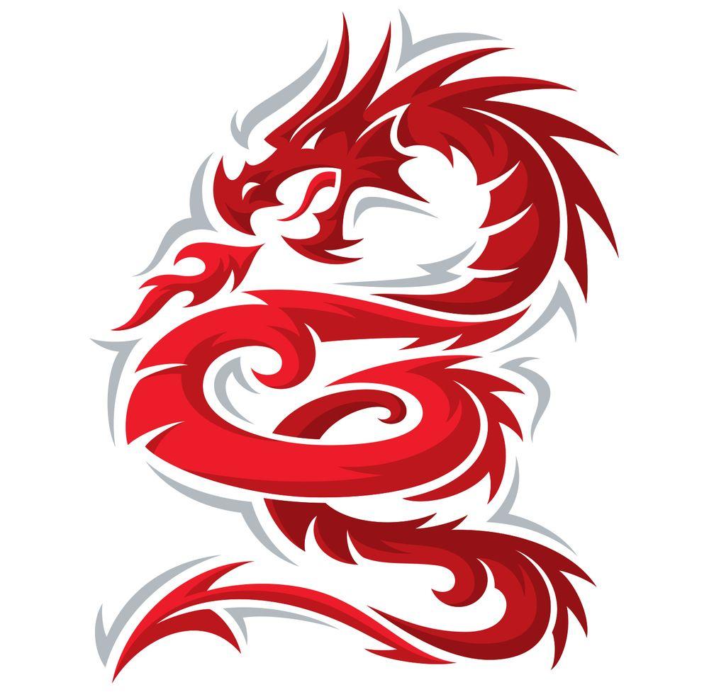 Glitschka Studios Work With Images Dragon Tattoo Art Dragon