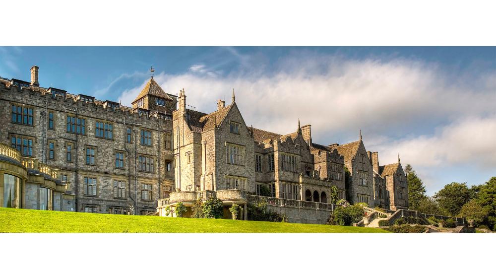 Bovey Castle Devon United Kingdom Castle Devon England