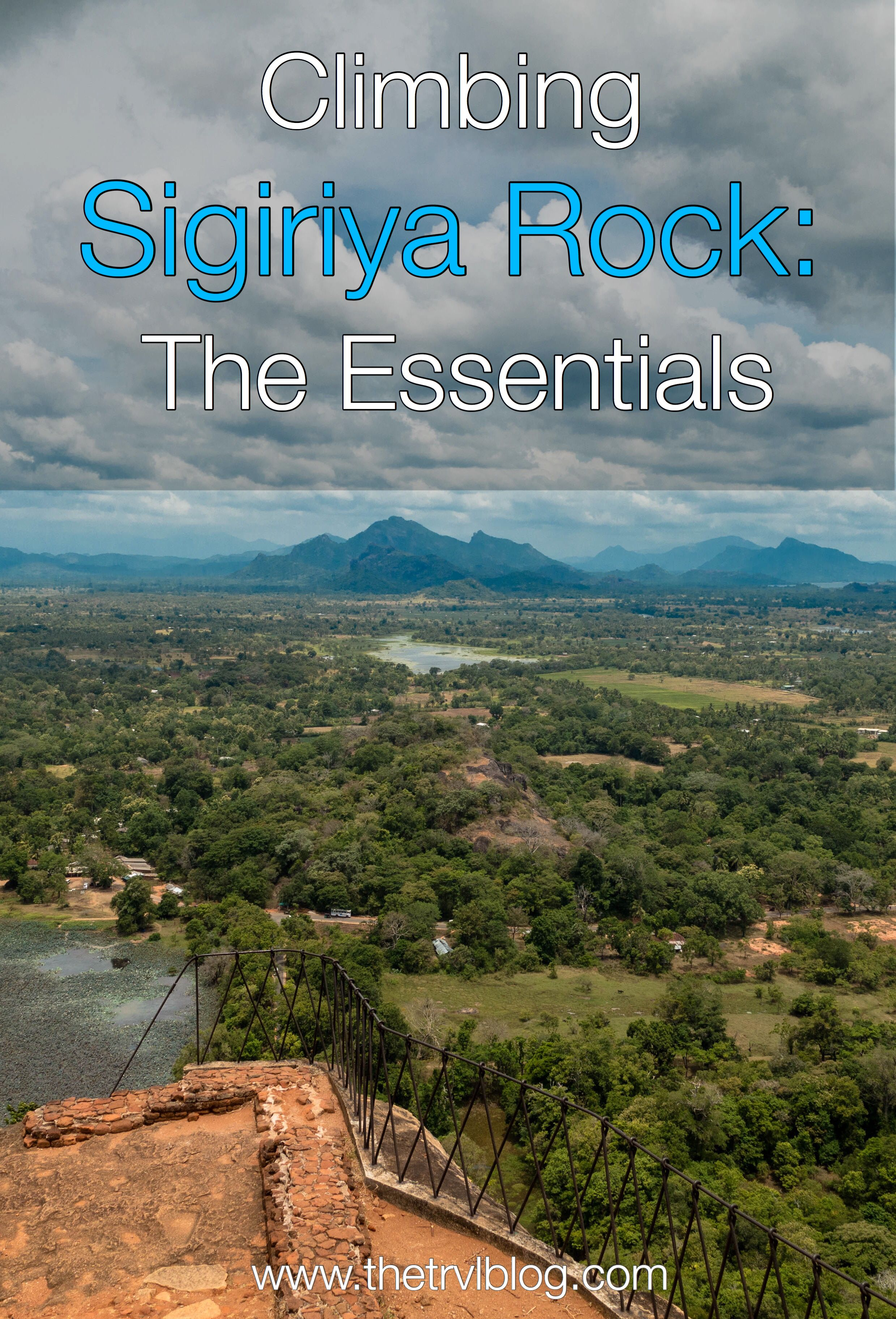 Located in the Matale district in the Central Province of Sri Lanka, Sigiriya Rock towers nearly 200 metres above its surroundings.