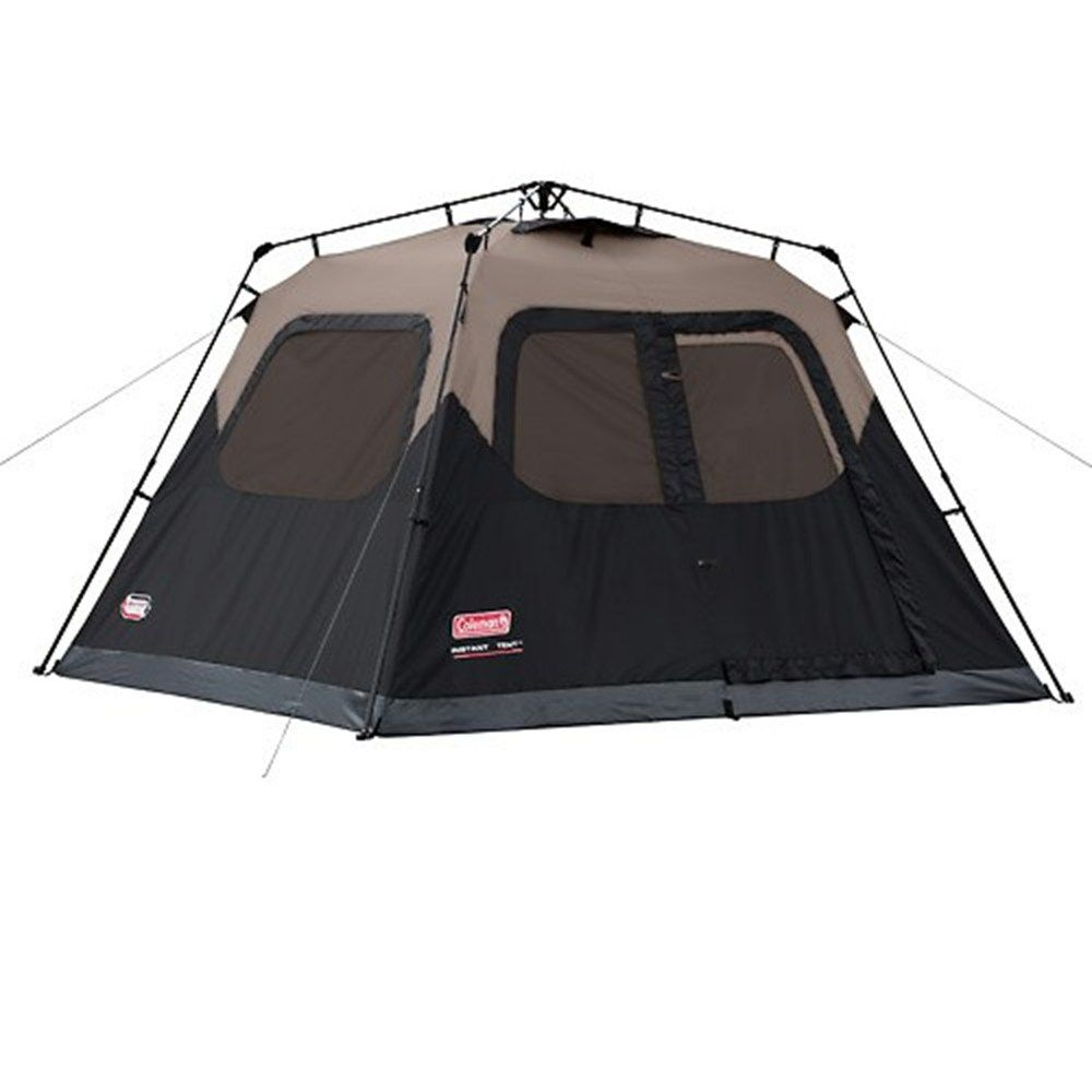 Coleman - Coleman® 6-Person Instant Tent - Coleman® 6-Person Instant  sc 1 st  Pinterest & Coleman - Coleman® 6-Person Instant Tent - Coleman® 6-Person ...